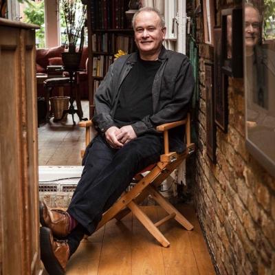 Colin Matthews, photographed by Fiona Garden