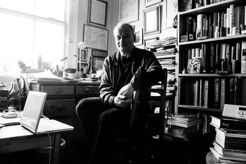 Colin Matthews, photographed by Fiona Garden