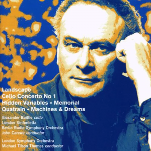 Colin Matthews: Cello Concerto and others