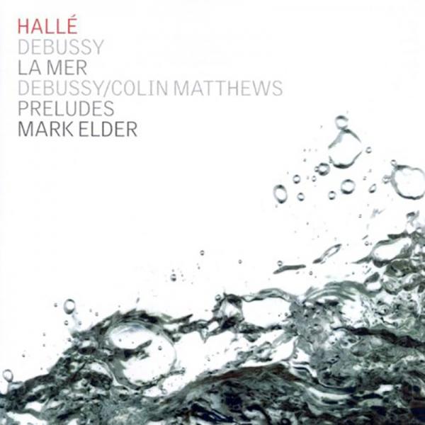 Colin Matthews: Debussy - La Mer