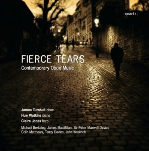 Image of cover of CD for Fierce Tears