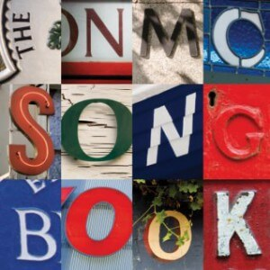 Cover of NMC Songbook CD