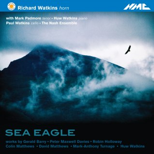 Cover of Sea Eagle CD