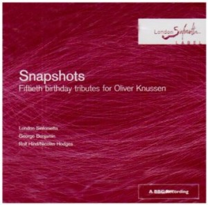 An image of the cover for snapshots