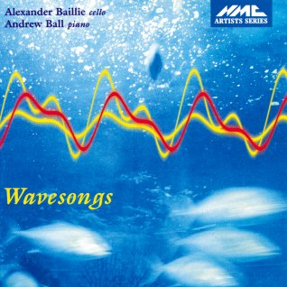 Cover of wavesongs CD