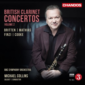 Movements for a Clarinet Concerto