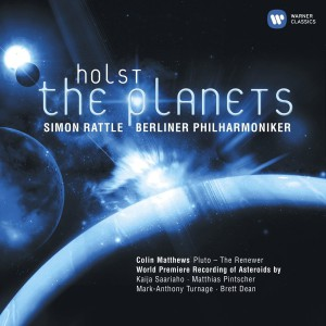 Cover of the planets CD
