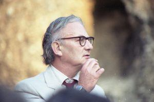 Photo of Donald Mitchell